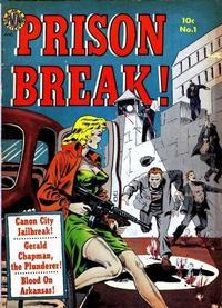 GCD :: Issue :: Prison Break! #1