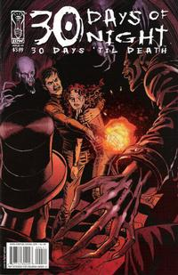 Cover Thumbnail for 30 Days of Night: 30 Days 'Til Death (IDW, 2008 series) #4 [Standard Cover]