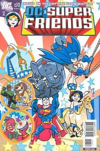 Cover for Super Friends (DC, 2008 series) #13