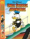 Cover for Walt Disney's Uncle Scrooge Adventures in Color (Gladstone, 1996 series) #3