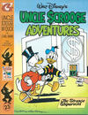 Cover for Walt Disney's Uncle Scrooge Adventures in Color (Gladstone, 1996 series) #23