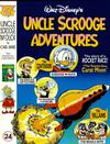 Cover for Walt Disney's Uncle Scrooge Adventures in Color (Gladstone, 1996 series) #24