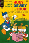 Cover for Walt Disney Huey, Dewey and Louie Junior Woodchucks (Western, 1966 series) #4