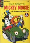 Cover for Mickey Mouse (Western, 1962 series) #100