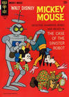 Cover for Mickey Mouse (Western, 1962 series) #113