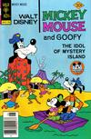 Cover for Mickey Mouse (Western, 1962 series) #172 [Gold Key]