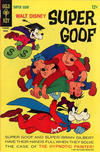 Cover for Walt Disney Super Goof (Western, 1965 series) #10