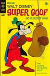 Cover for Walt Disney Super Goof (Western, 1965 series) #12
