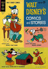 Cover for Walt Disney's Comics and Stories (Western, 1962 series) #v23#8 (272)