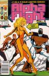 Cover Thumbnail for Alpha Flight Special (1991 series) #1 [Newsstand Variant]
