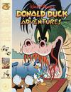Cover for Carl Barks Library of Walt Disney's Donald Duck Adventures in Color (Gladstone, 1994 series) #4