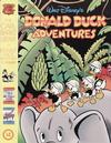 Cover for Carl Barks Library of Walt Disney's Donald Duck Adventures in Color (Gladstone, 1994 series) #14