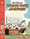 Cover for Carl Barks Library of Walt Disney's Donald Duck Adventures in Color (Gladstone, 1994 series) #25