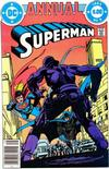 Cover for Superman Annual (DC, 1960 series) #9 [Newsstand]