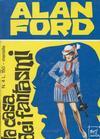 Cover for Alan Ford (Editoriale Corno, 1969 series) #4
