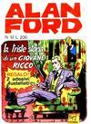 Cover for Alan Ford (Editoriale Corno, 1969 series) #12