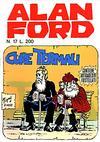 Cover for Alan Ford (Editoriale Corno, 1969 series) #17