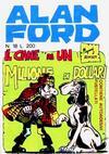 Cover for Alan Ford (Editoriale Corno, 1969 series) #18