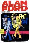 Cover for Alan Ford (Editoriale Corno, 1969 series) #20