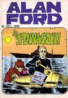Cover for Alan Ford (Editoriale Corno, 1969 series) #33