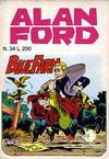Cover for Alan Ford (Editoriale Corno, 1969 series) #34