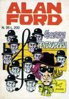 Cover for Alan Ford (Editoriale Corno, 1969 series) #35