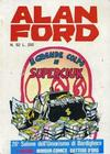 Cover for Alan Ford (Editoriale Corno, 1969 series) #52
