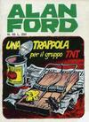 Cover for Alan Ford (Editoriale Corno, 1969 series) #55