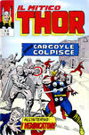 Cover for Il Mitico Thor (Editoriale Corno, 1971 series) #12
