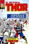 Cover for Il Mitico Thor (Editoriale Corno, 1971 series) #12