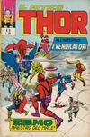 Cover for Il Mitico Thor (Editoriale Corno, 1971 series) #13