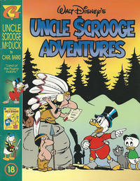 Cover Thumbnail for Walt Disney's Uncle Scrooge Adventures in Color (Gladstone, 1996 series) #18