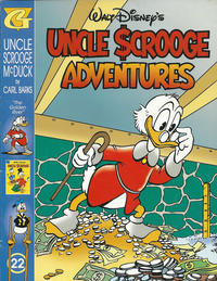 Cover Thumbnail for Walt Disney's Uncle Scrooge Adventures in Color (Gladstone, 1996 series) #22