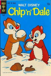 Cover Thumbnail for Walt Disney Chip 'n' Dale (Western, 1967 series) #6