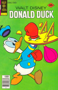 Cover Thumbnail for Donald Duck (Western, 1962 series) #191 [Gold Key]