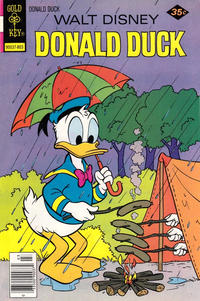 Cover Thumbnail for Donald Duck (Western, 1962 series) #193 [Gold Key]