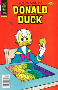 Cover Thumbnail for Donald Duck (Western, 1962 series) #197 [Gold Key]