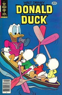 Cover Thumbnail for Donald Duck (Western, 1962 series) #211 [Gold Key]