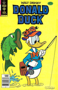 Cover Thumbnail for Donald Duck (Western, 1962 series) #213 [Gold Key]