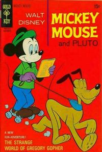 Cover Thumbnail for Mickey Mouse (Western, 1962 series) #127