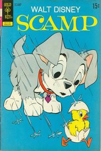 Cover Thumbnail for Walt Disney Scamp (Western, 1967 series) #10
