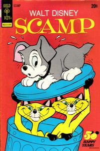 Cover Thumbnail for Walt Disney Scamp (Western, 1967 series) #11