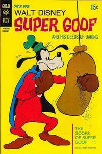 Cover Thumbnail for Walt Disney Super Goof (Western, 1965 series) #12