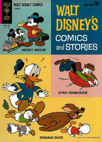 Cover Thumbnail for Walt Disney's Comics and Stories (Western, 1962 series) #v23#5 (269)