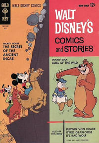 Cover Thumbnail for Walt Disney's Comics and Stories (Western, 1962 series) #v23#10 (274)