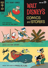 Cover Thumbnail for Walt Disney's Comics and Stories (Western, 1962 series) #v23#3 (267)