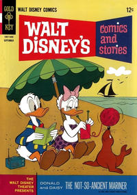 Cover Thumbnail for Walt Disney's Comics and Stories (Western, 1962 series) #v26#12 (312)