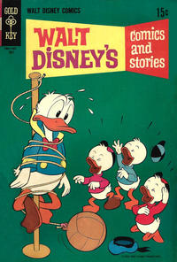 Cover Thumbnail for Walt Disney's Comics and Stories (Western, 1962 series) #v29#10 (346)