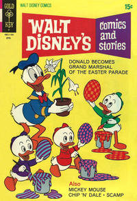 Cover Thumbnail for Walt Disney's Comics and Stories (Western, 1962 series) #v31#7 (367)