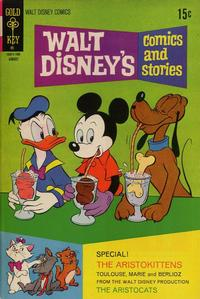 Cover Thumbnail for Walt Disney's Comics and Stories (Western, 1962 series) #v31#11 (371)